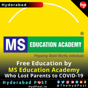 Read more about the article Free Education by MS Academy Who Lost Parents to COVID-19