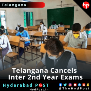 Read more about the article Telangana Cancels Intermediate 2nd Year Exams
